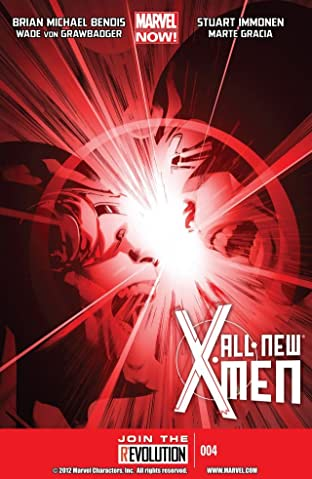 All-New X-Men (2012-2015) No.4