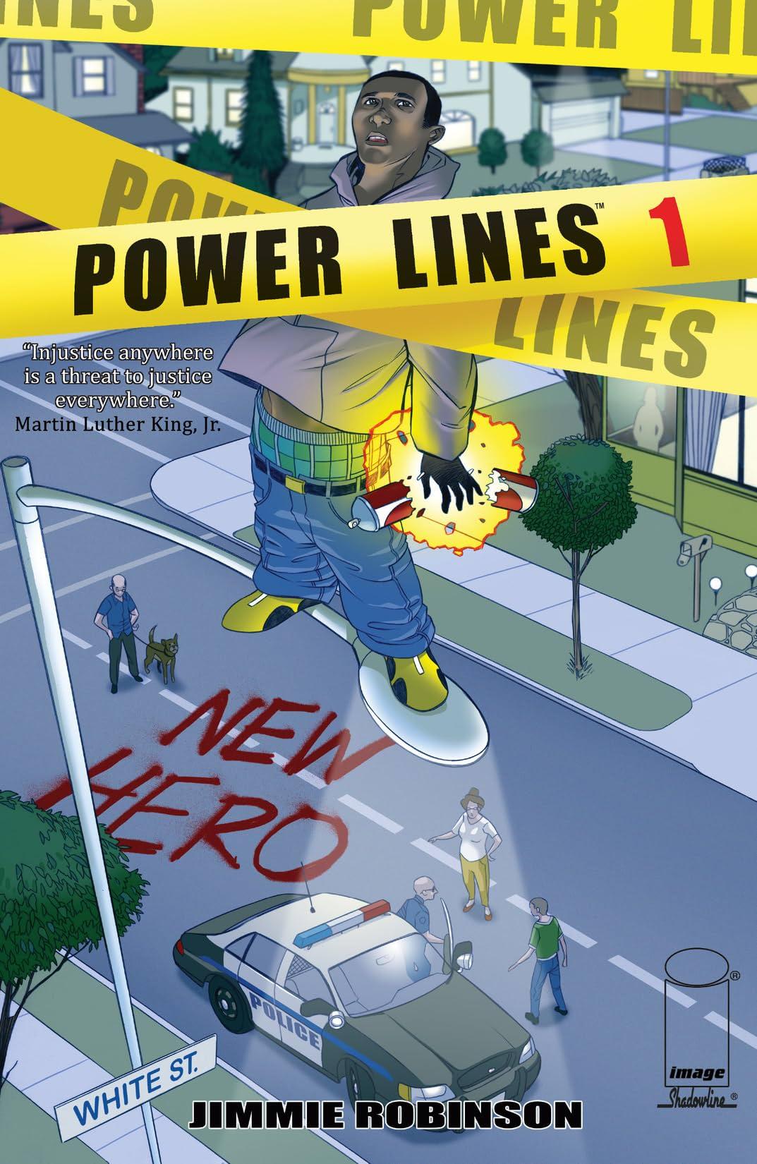 Power Lines #1