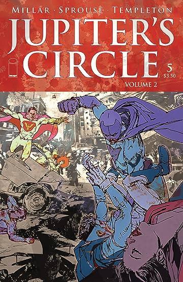 Jupiter's Circle Vol. 2 #5
