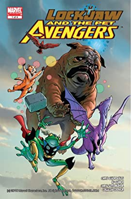 Lockjaw and the Pet Avengers (2009) #1 (of 4)