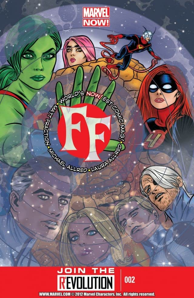 FF (2012-2014) #2