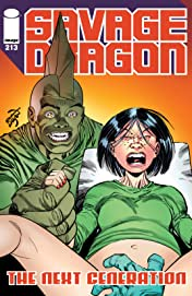 Savage Dragon #213
