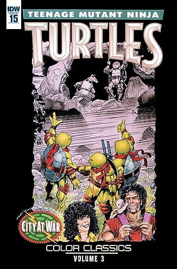 Teenage Mutant Ninja Turtles: Color Classics #15