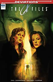 The X-Files Deviations #1
