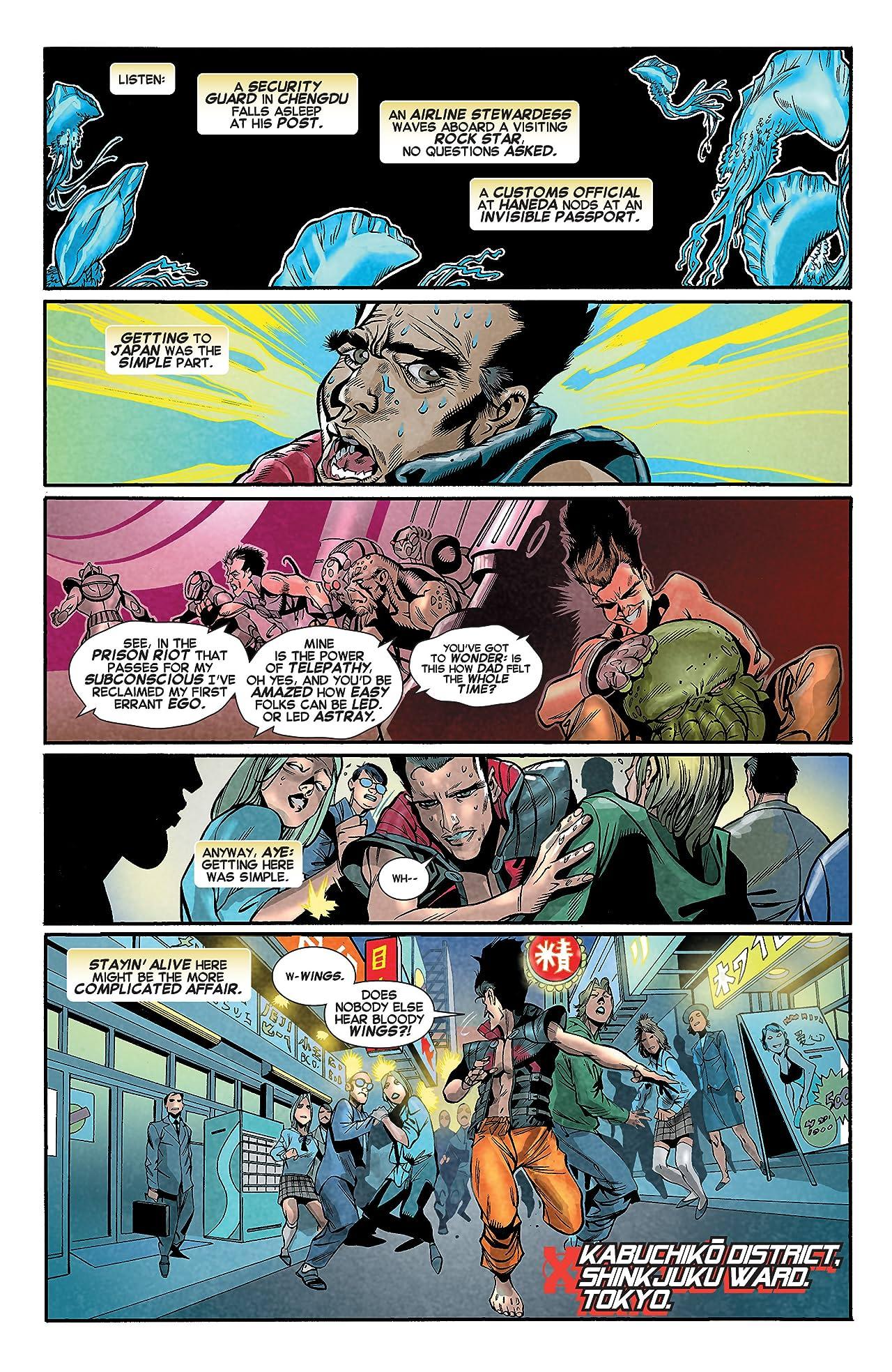 X-Men: Legacy (2012-2014) #3