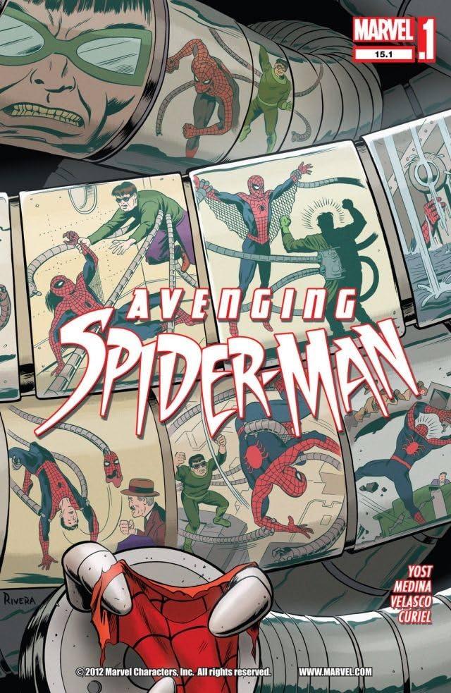 Avenging Spider-Man (2011-2013) #15.1