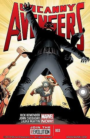 Uncanny Avengers (2012-2014) No.3