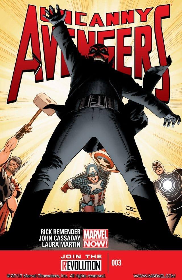 Uncanny Avengers (2012-2014) #3