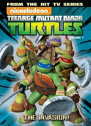 Teenage Mutant Ninja Turtles Animated Tome 7: The Invasion
