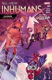 All-New Inhumans (2015-2016) #5