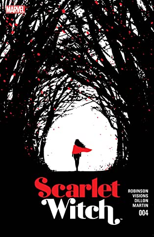 Scarlet Witch (2015-2017) #4