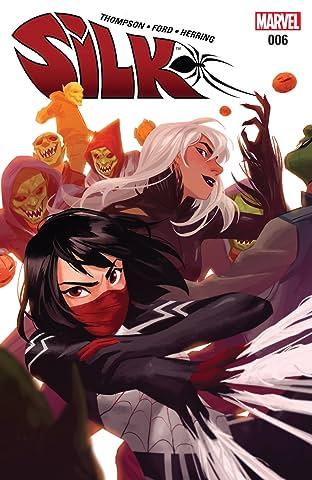 Silk (2015-2017) #6