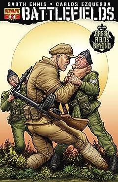 Garth Ennis' Battlefields No.2 (sur 6): The Green Fields Beyond - Part 2