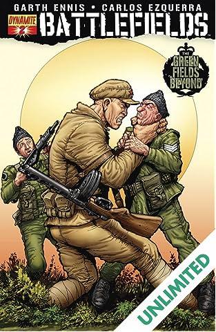 Garth Ennis' Battlefields #2 (of 6): The Green Fields Beyond - Part 2