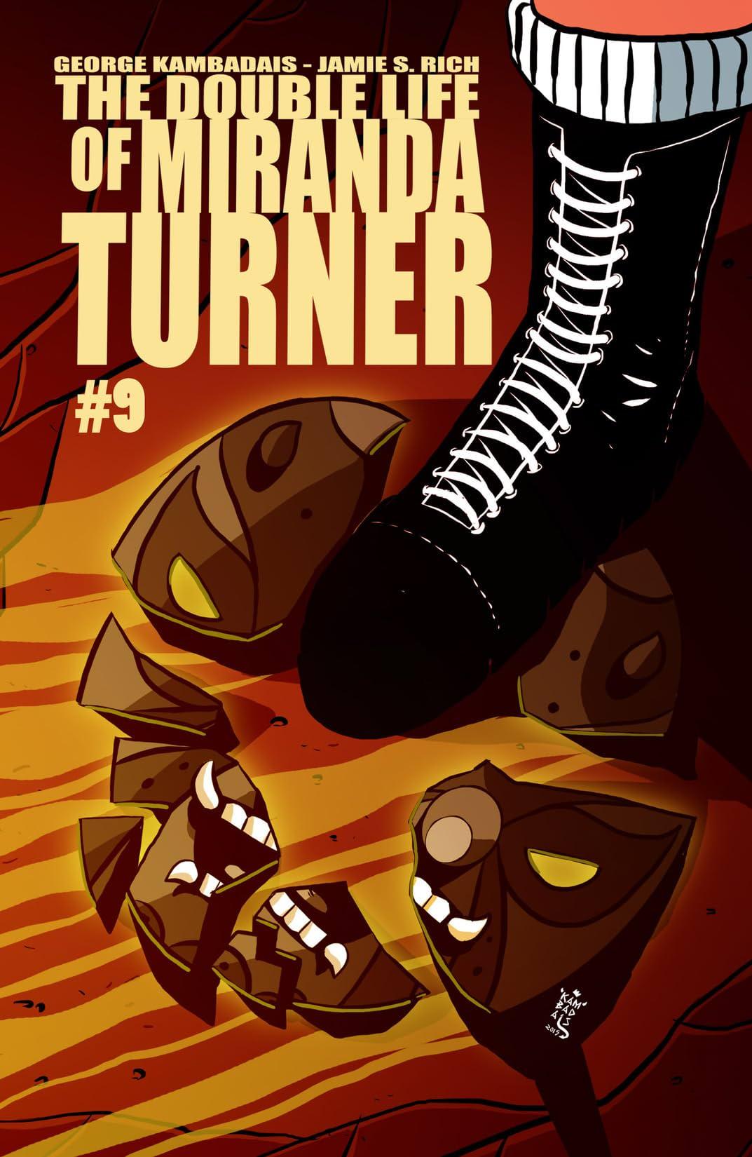 The Double Life of Miranda Turner #9