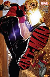 The Astonishing Ant-Man (2015-2016) #6