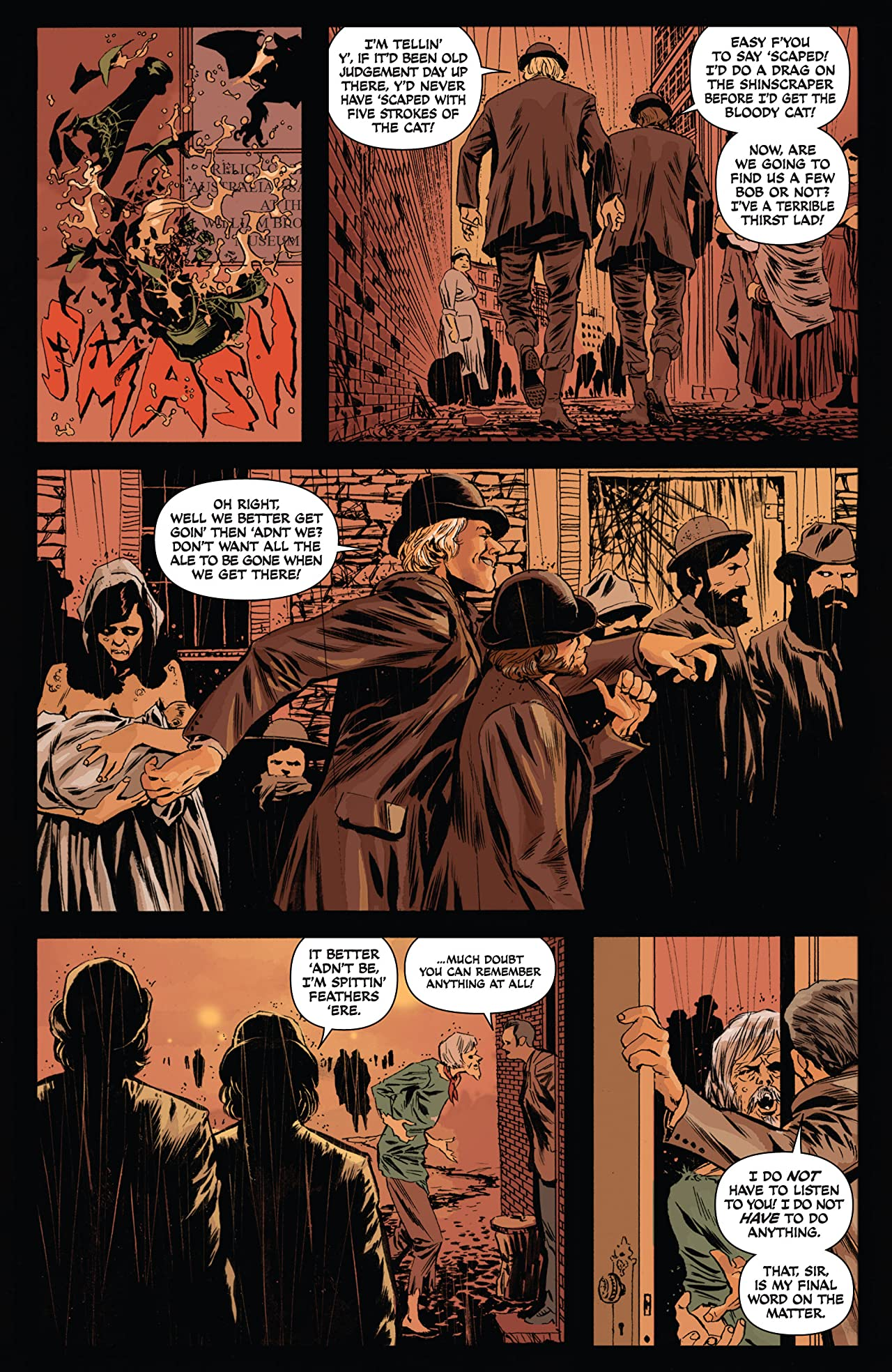 Sherlock Holmes: Liverpool Demon #1 (of 5)