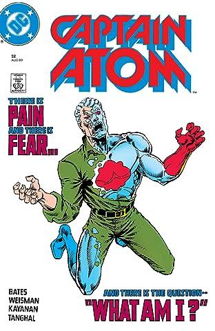Captain Atom (1986-1991) #32