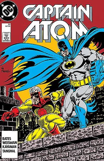 Captain Atom (1986-1991) #33