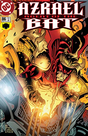 Azrael: Agent of the Bat (1995-2003) #86