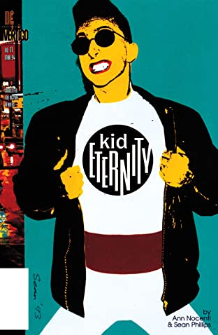 Kid Eternity (1993-1994) #11