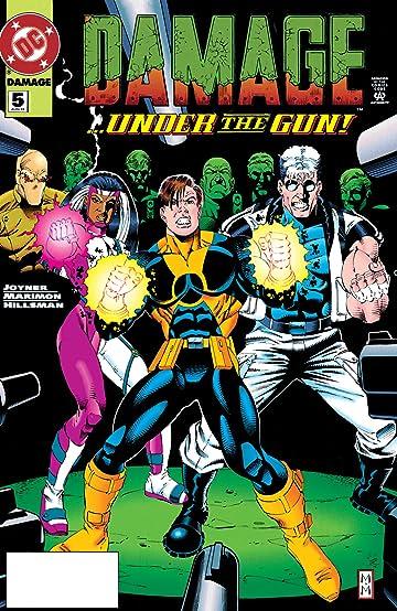 Damage (1994-1996) #5