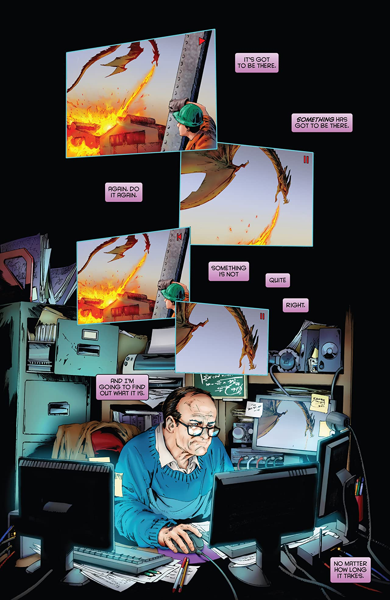 Peter Cannon: Thunderbolt (2012-2013) #4
