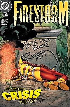 Firestorm (2004-2007) No.6