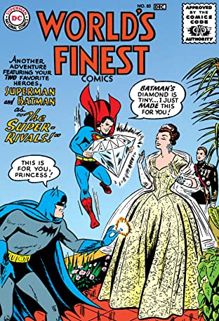 World's Finest Comics (1941-1986) #85