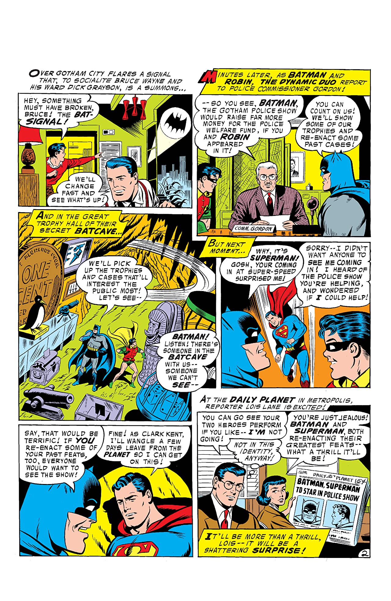 World's Finest Comics (1941-1986) #86