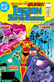 Legion of Super-Heroes (1980-1985) #283