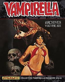 Vampirella Archives Vol. 6