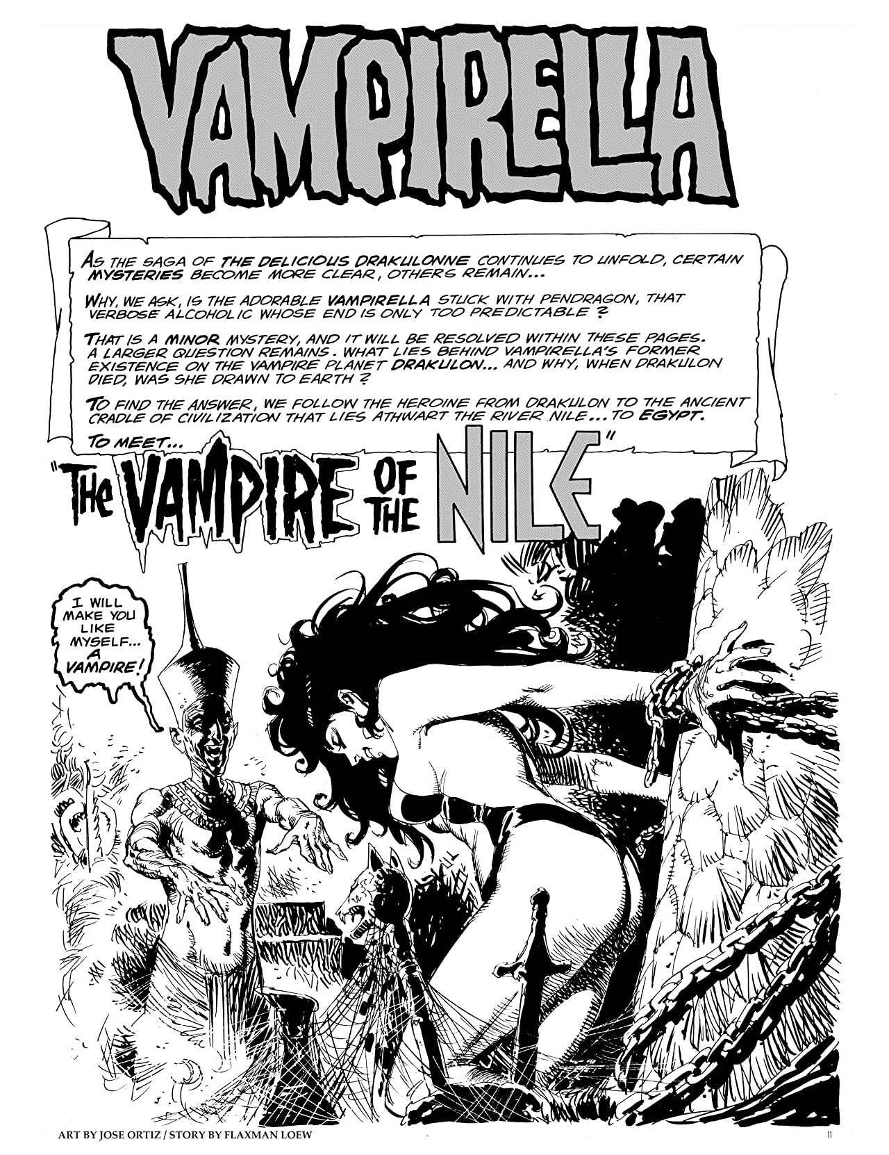 Vampirella Archives Tome 6