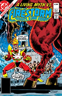 The Fury of Firestorm (1982-1990) No.6