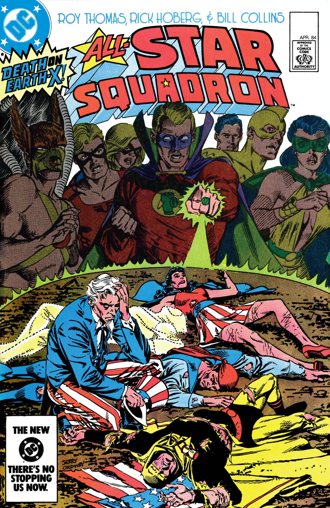 All-Star Squadron (1981-1987) #32