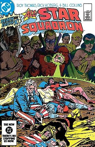 All-Star Squadron (1981-1987) #32
