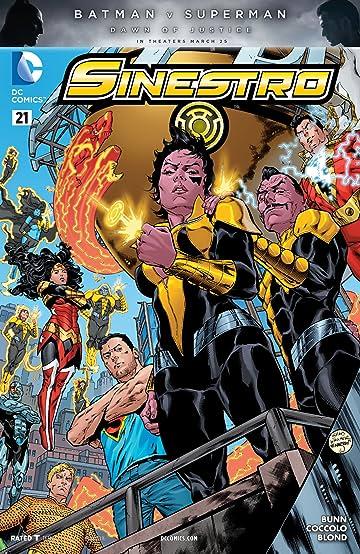 Sinestro (2014-2016) #21