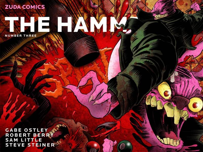 The Hammer #3