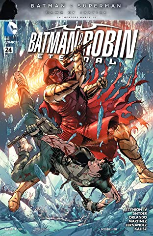 Batman & Robin Eternal (2015-2016) #24