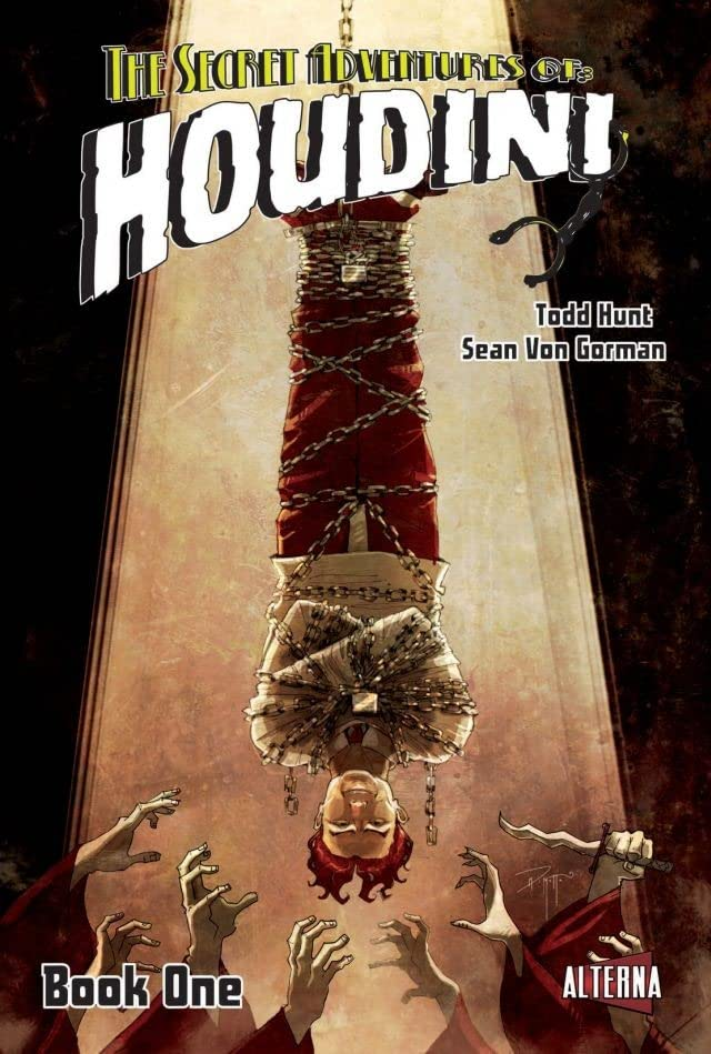 Secret Adventures of Houdini