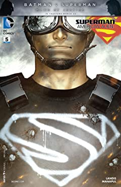 Superman: American Alien (2015-2016) #5