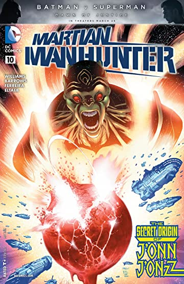 Martian Manhunter (2015-2016) #10