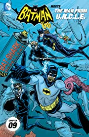 Batman '66 Meets the Man From UNCLE (2015-2016) #9
