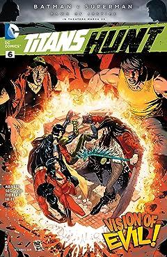 Titans Hunt (2015-2016) #6