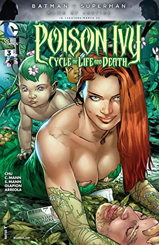 Poison Ivy: Cycle of Life and Death (2016) #3