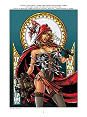 Grimm Fairy Tales: Art Book