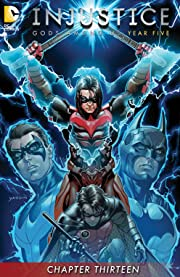 Injustice: Gods Among Us: Year Five (2015-2016) #13
