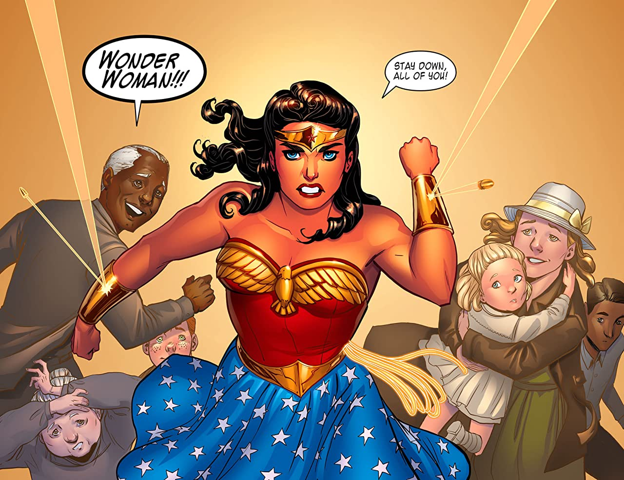 The Legend of Wonder Woman (2015-2016) #19