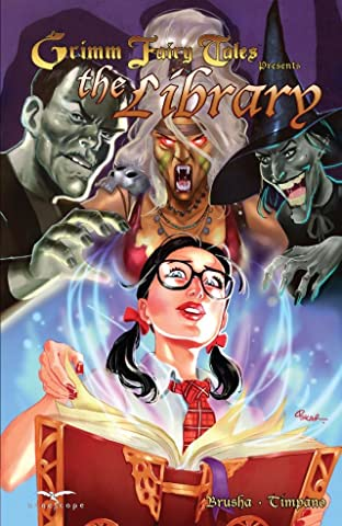 Grimm Fairy Tales: The Library