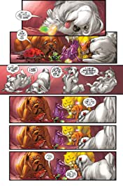 Lockjaw and the Pet Avengers (2009) #3 (of 4)